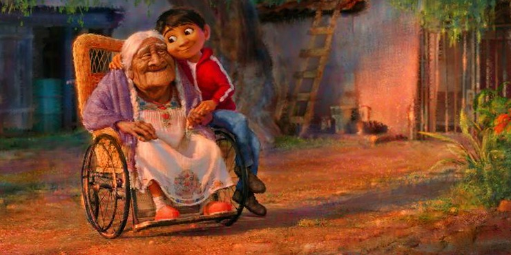 Disney Pixar's Coco We Travel To The Land Of The Dead