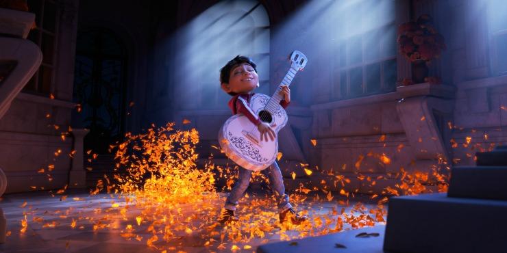 Disney-Pixar Release Teaser Poster For Coco, First Trailer Next Week