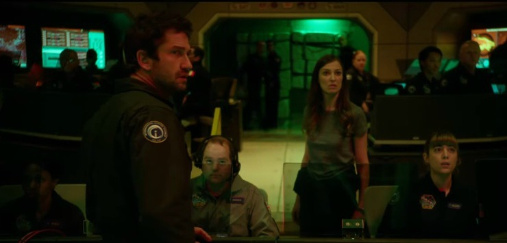 'Earth Has Fallen' Gerard Butler Tries To Save Us In Geostorm First UK Trailer