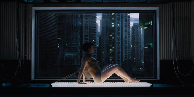 Watch Five Minute Clip And Featurettes For Ghost In The Shell