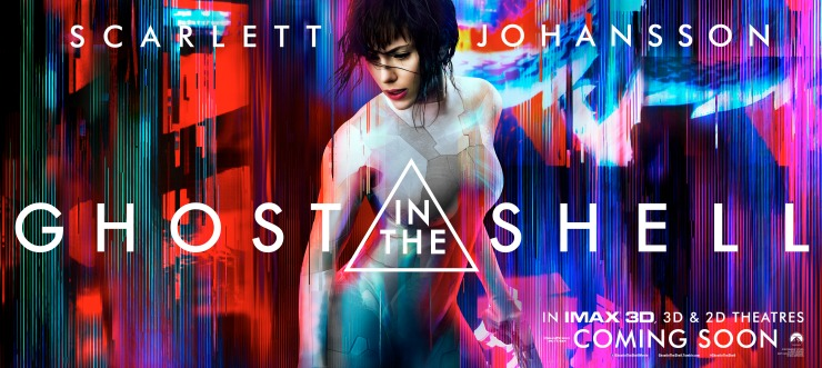 New 'Major' Banners For Ghost In The Shell