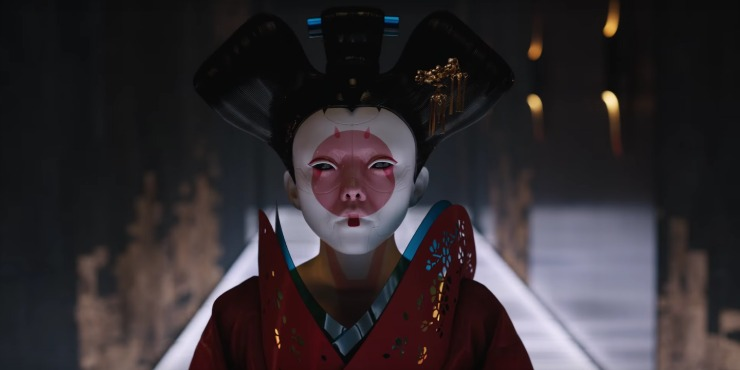 'Dress To Kill' In New Ghost In The Shell Featurettes