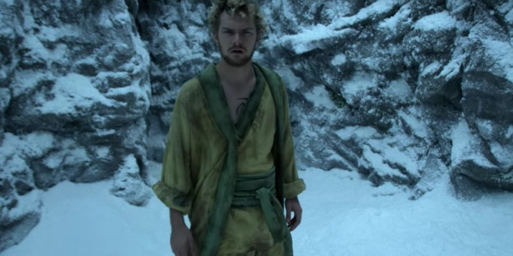 Netflix Review – Iron Fist Season 1 (2017)