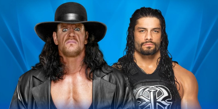 Wrestlemania 33 Match Preview: The Undertaker VS Roman Reigns