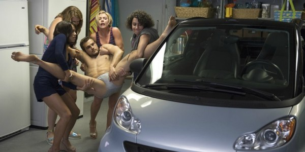 Bachelorette's Get 'Criminally' Insane In Rough Night UK Trailer