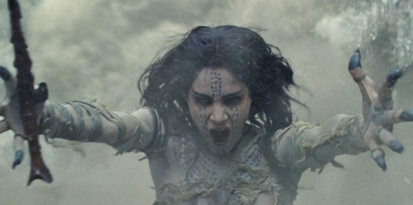 The Princess Will Get Her Revenge, The Mummy Trailer Coming Sunday