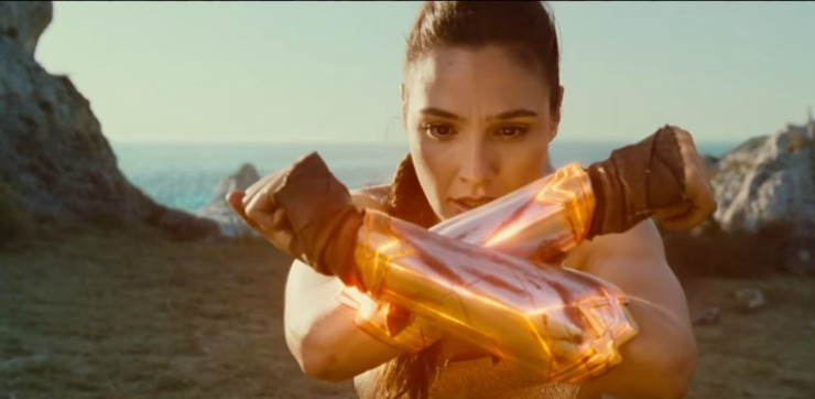Watch New Epic Wonder Woman 'Origins' Trailer