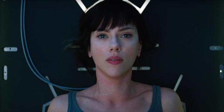 Surrender Yourself To The Final Ghost In The Shell Trailer