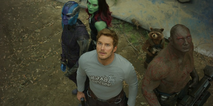 UK Box Office Goes Supersonic For The Guardians Of The Galaxy Vol.2