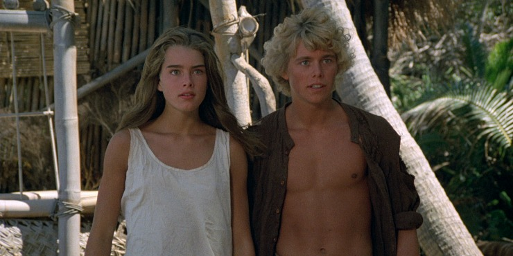 Win Blue Lagoon Starring Brooke Shields On Blu-ray