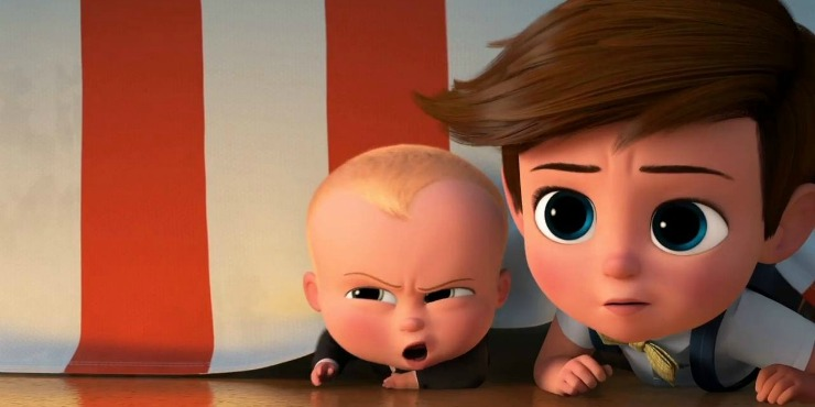 Film Review – Boss Baby (2017)