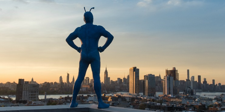 Fear Not Citizens, The Tick Is Coming This Summer Watch Teaser