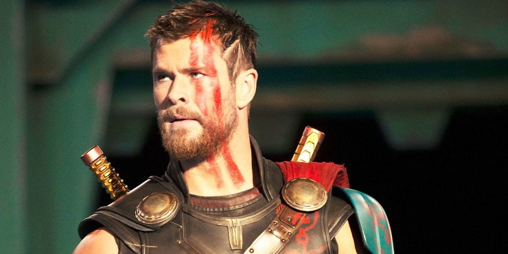 Thor: Ragnarok God Of Thunder Unleashed In Crazy First Trailer