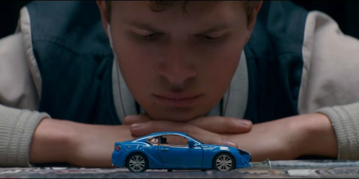 'Baby' Has A Story In New Baby Driver Featurette