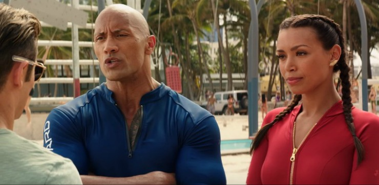 Watch New Baywatch Featurette Focused The Action Plus