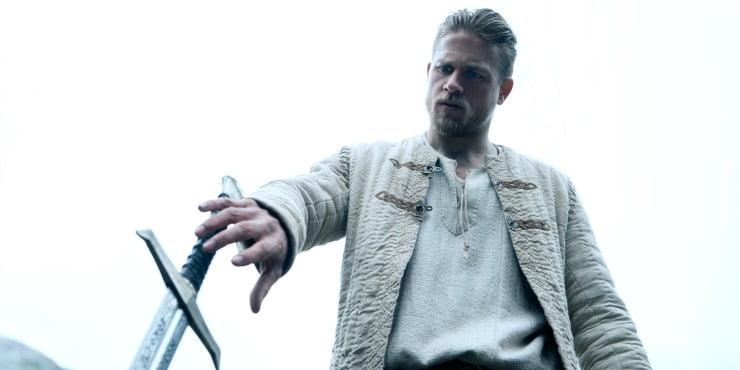 Final King Arthur: Legend Of The Sword UK Trailer Get Prophetic