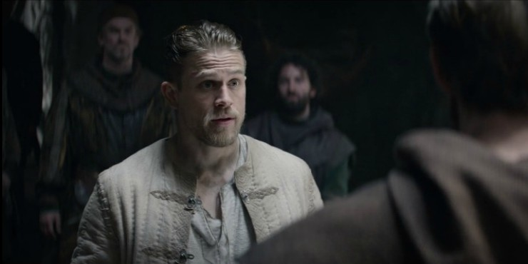 New King Arthur: Legend Of The Sword Clips Offer 'Life Lessons'