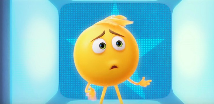 'Emoji -It-Ralph' Yes They Can Watch Emoji Movie First Trailer