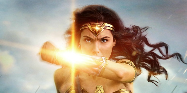 Warner Bros 'Deflect' Our Eyes On New Wonder Woman Poster