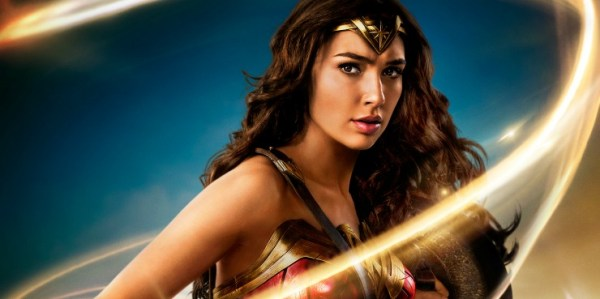 New Wonder Woman  Poster Swings The Lasso Of Truth