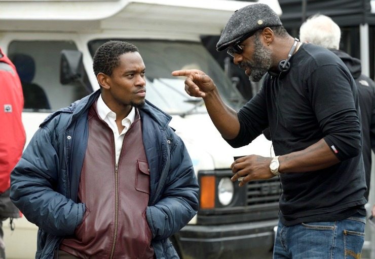 Production Begin's On Idris Elba's Directorial Debut Yardie