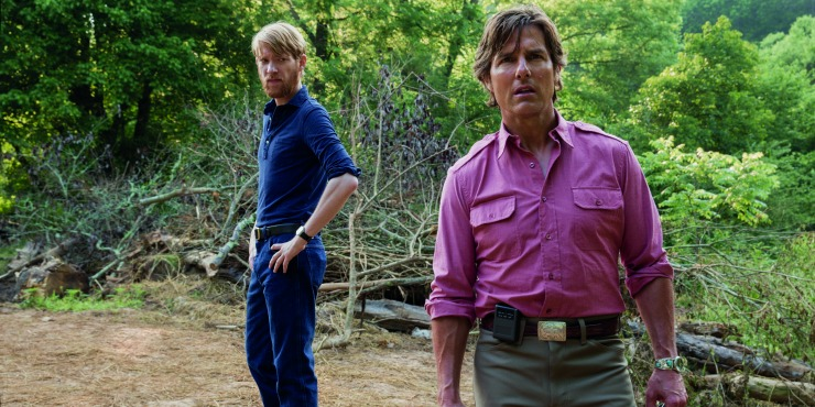 In American Made First Trailer, Tom Cruise Runs, Runs And Runs!