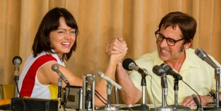 Steve Carrell And Emma Stone Face Off In Battle Of The Sexes UK Trailer