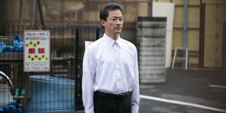 Win Kôji Fukada's Harmonium On Blu-ray