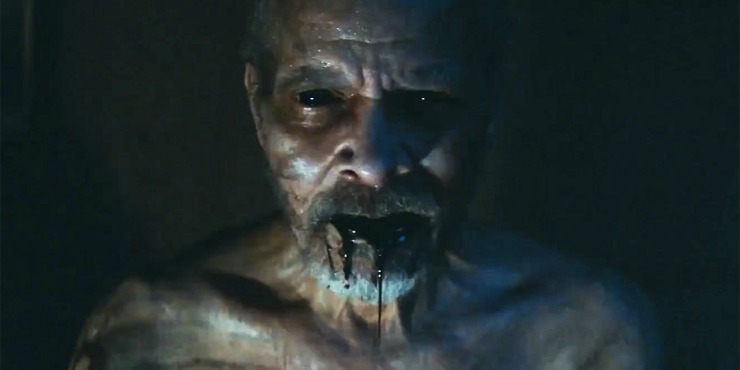In It Comes At Night UK Trailer Something Lurks In The Dark