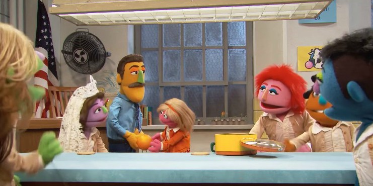 Watch Sesame Street Orange Is The New Black Parody