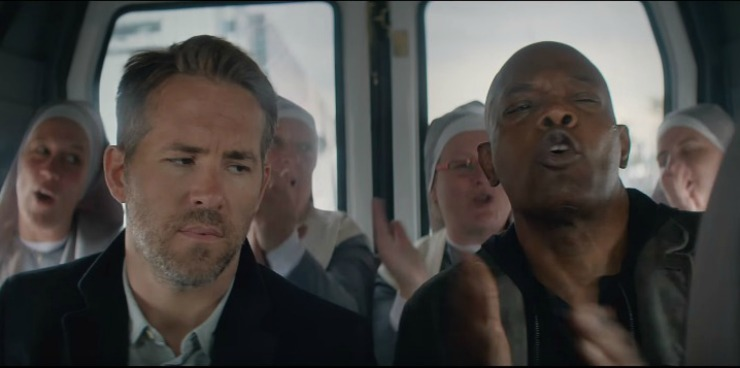 Samuel L.Jackson Is 'Bad' In New The Hitman's Bodyguard UK Trailer
