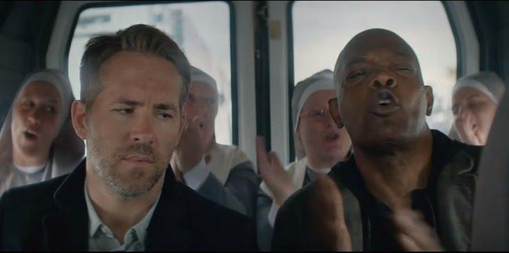 Samuel L.Jackson Is 'Bad' In New The Hitman's Bodyguard UK Trailer