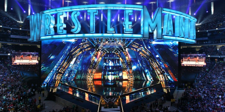 Wrestlemania Heading For London?