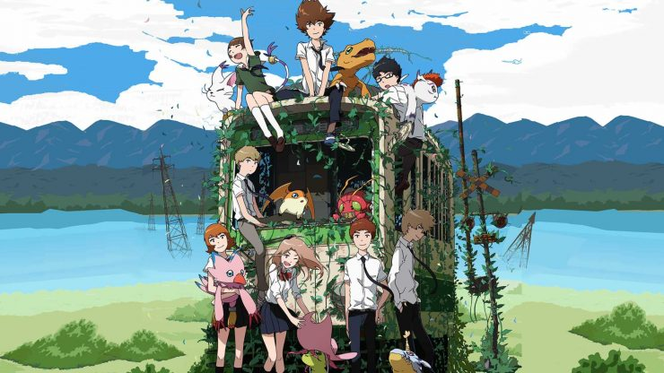 Anime Review – Digimon Tri: Reunion