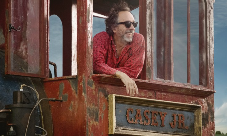 Michael Keaton , Colin Farrell Star In Tim Burton's Dumbo, Now In Production