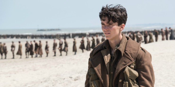 'Dunkirk' – a fashionable film?