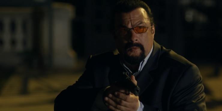 Win Steven Segal's End Of A Gun On DVD