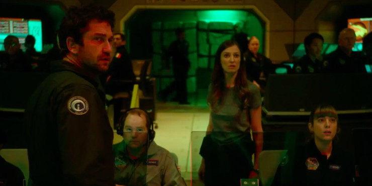 In New Geostorm Trailer Gerald Butler Battles Disaster With A Disaster