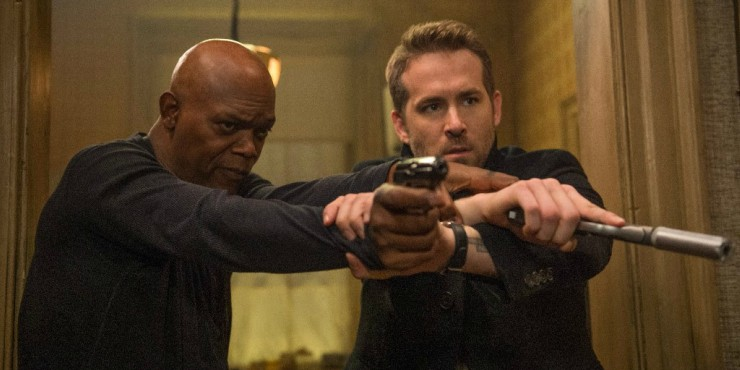 Jackson And Reynolds Fight In Hitman's Bodyguard New Clip