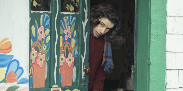 Watch Sally Hawkins Create Art In Maudie UK Trailer