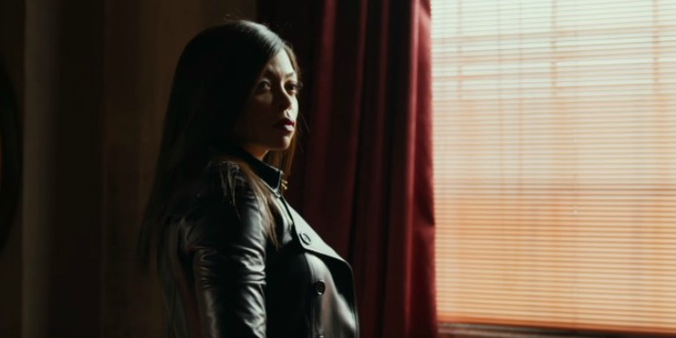 Taraji P.Henson's Proud Mary Reveals A New Poster