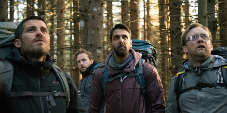 Don't Go In The Woods In David Bruckner's The Ritual UK Trailer