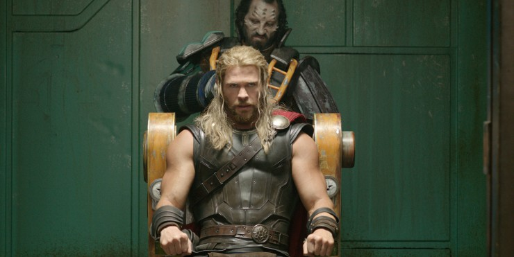Asgardian Brothers In Arms As Hulk Speaks In Thor: Ragnarok Trailer 2
