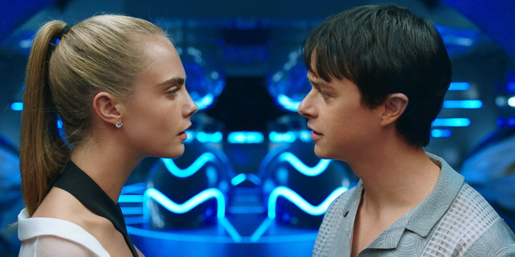 Film Review – Valerian And The City Of A Thousand Planets (2017)