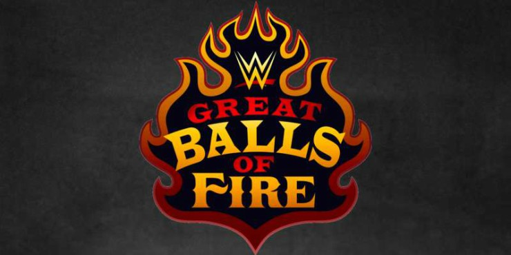 WWE Great Balls of Fire 2017 Preview