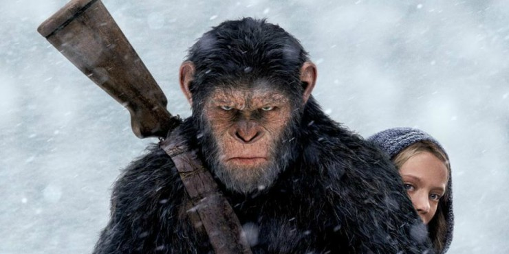Film Review – War For The Planet Of The Apes (2017)
