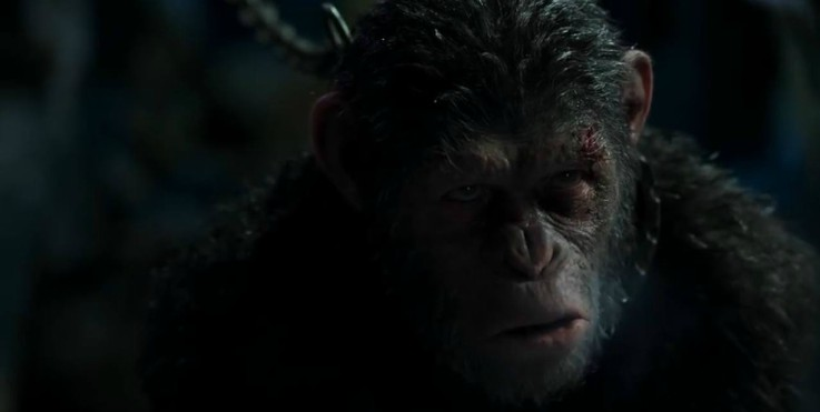 Film Review 2 – War For The Planet Of The Apes (2017)