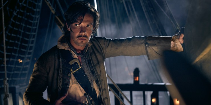 Win Black Sails: The Complete Collection: Series 1 – 4 on Blu-ray
