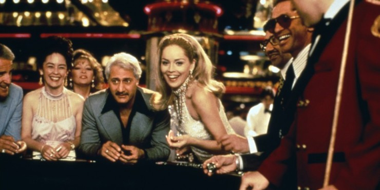 Casinos on the silver screen