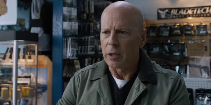 Yippee ki-yay! Bruce Willis Seeks Revenge In Death Wish U.S Trailer